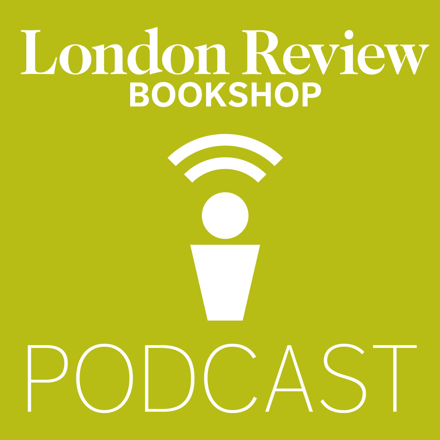 London Review Bookshop Podcasts